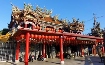 What Are the Religions of Taiwan?